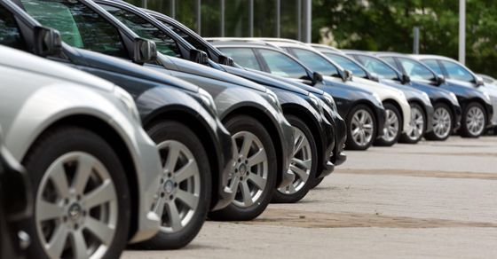 Used cars for commercial needs